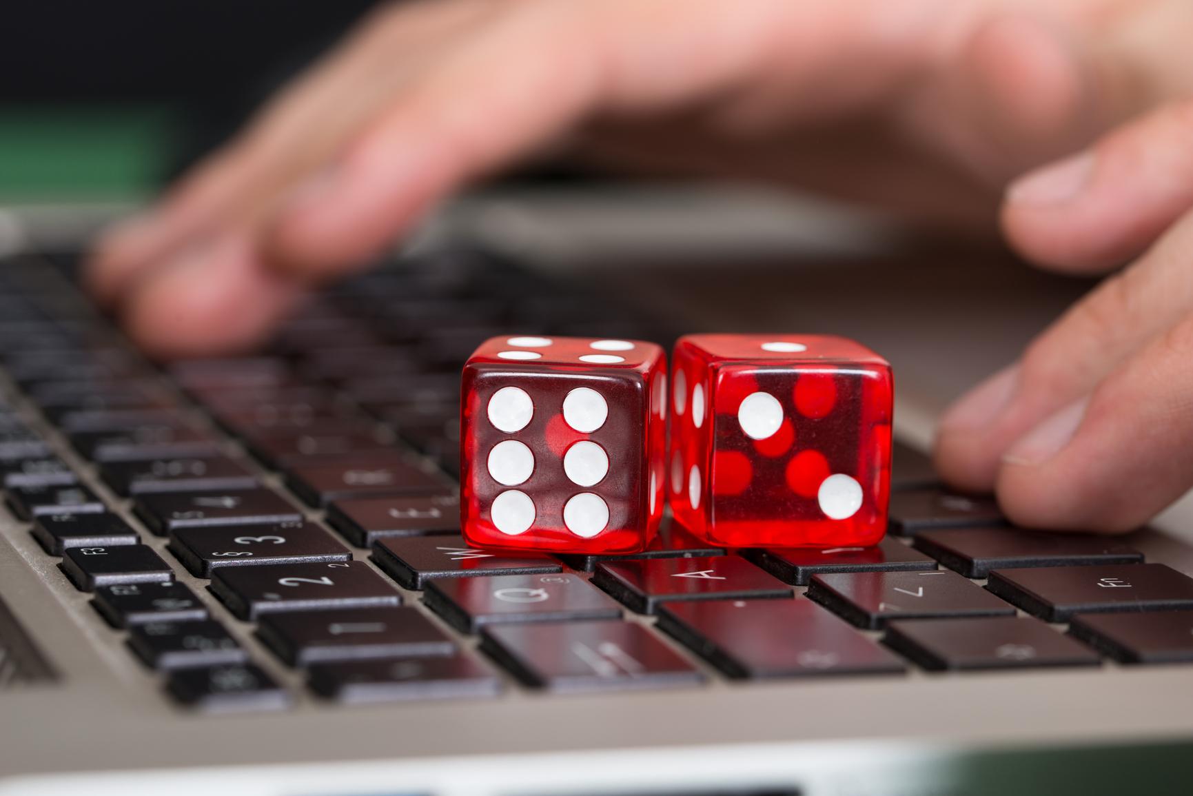 gambling action